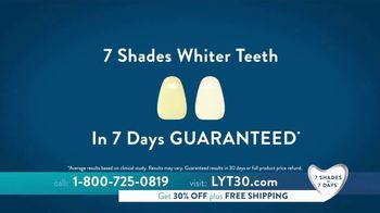 loveyourteeth TV Spot, 'An Impression People Won't Forget: Get 30% Off Plus Free Shipping' - Thumbnail 7
