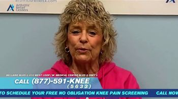 Arthritis Relief Centers TV Spot, 'Slowing You Down' - Thumbnail 4