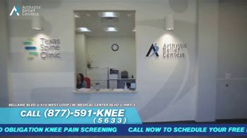 Arthritis Relief Centers TV Spot, 'Slowing You Down' - Thumbnail 7