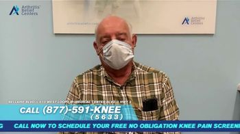 Arthritis Relief Centers TV Spot, 'Slowing You Down' - Thumbnail 8