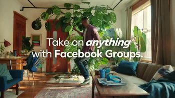 Facebook Groups TV Spot, 'House Plant Hobbyist' Song by Jackie Wilson - Thumbnail 10