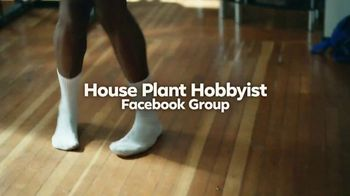 Facebook Groups TV Spot, 'House Plant Hobbyist' Song by Jackie Wilson - Thumbnail 4