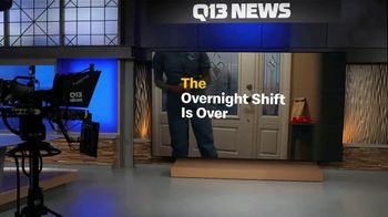 McDonald's Sausage McMuffin with Egg TV Spot, 'FOX 13: The Overnight Shift is Over Meal' - Thumbnail 5