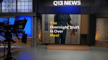 McDonald's Sausage McMuffin with Egg TV Spot, 'FOX 13: The Overnight Shift is Over Meal' - Thumbnail 6