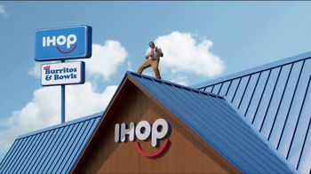 IHOP TV Spot, 'Burritos and Bowls: Shredded: $0 Delivery'