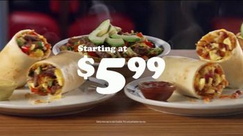 IHOP TV Spot, 'Burritos and Bowls: Shredded: $0 Delivery' - Thumbnail 3