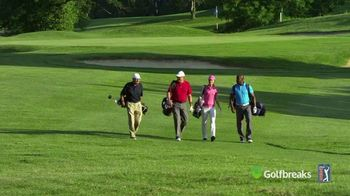 Golfbreaks.com TV Spot, 'Golf Trip Advisors'