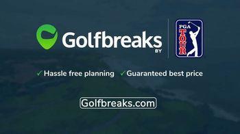 Golfbreaks.com TV Spot, 'Golf Trip Advisors' - Thumbnail 9