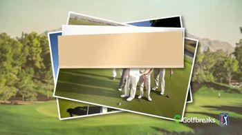 Golfbreaks.com TV Spot, 'Golf Trip Advisors' - Thumbnail 2