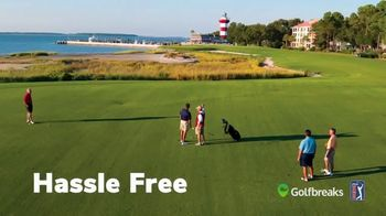 Golfbreaks.com TV Spot, 'Golf Trip Advisors' - Thumbnail 5