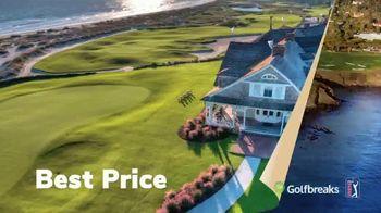 Golfbreaks.com TV Spot, 'Golf Trip Advisors' - Thumbnail 6