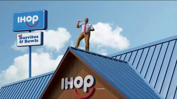 IHOP TV Spot, 'Burritos and Bowls: $0 Delivery' - Thumbnail 1