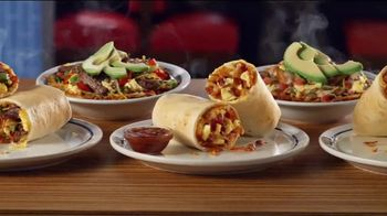 IHOP TV Spot, 'Burritos and Bowls: $0 Delivery' - Thumbnail 6