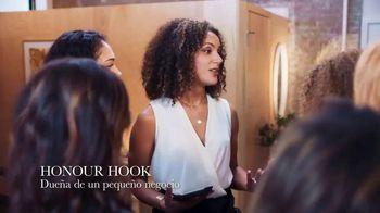 Olay Retinol Body Wash TV Spot, 'Sentirse estresada' [Spanish] - Thumbnail 7