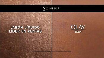 Olay Retinol Body Wash TV Spot, 'Sentirse estresada' [Spanish] - Thumbnail 4