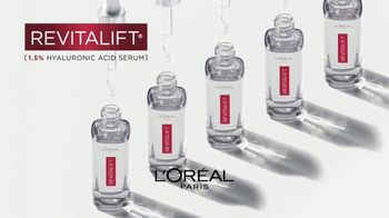 L'Oreal Paris Revitalift Hyaluronic Acid Serum TV Spot, 'For All Skin Tones' Featuring Eva Longoria