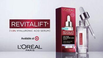 L'Oreal Paris Revitalift Hyaluronic Acid Serum TV Spot, 'For All Skin Tones' Featuring Eva Longoria - Thumbnail 9