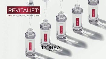 L'Oreal Paris Revitalift Hyaluronic Acid Serum TV Spot, 'For All Skin Tones' Featuring Eva Longoria