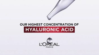 L'Oreal Paris Revitalift Hyaluronic Acid Serum TV Spot, 'For All Skin Tones' Featuring Eva Longoria - Thumbnail 5