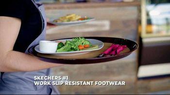 SKECHERS Arch Fit Work Footwear TV Spot, 'Podiatrist Certified'