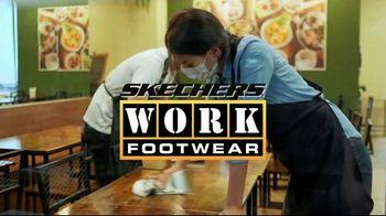 SKECHERS Arch Fit Work Footwear TV Spot, 'Podiatrist Certified' - Thumbnail 1