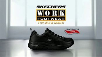 SKECHERS Arch Fit Work Footwear TV Spot, 'Podiatrist Certified' - Thumbnail 10