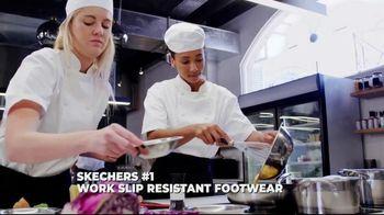 SKECHERS Arch Fit Work Footwear TV Spot, 'Podiatrist Certified' - Thumbnail 3