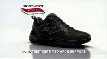 SKECHERS Arch Fit Work Footwear TV Spot, 'Podiatrist Certified' - Thumbnail 5