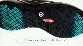 SKECHERS Arch Fit Work Footwear TV Spot, 'Podiatrist Certified' - Thumbnail 7