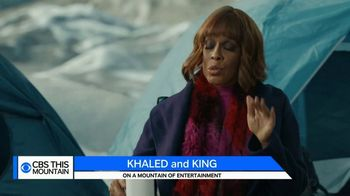 Paramount+ TV Spot, 'Khaled and King On a Mountain of Entertainment' Featuring Gayle King, DJ Khaled - Thumbnail 3