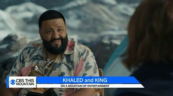 Paramount+ TV Spot, 'Khaled and King On a Mountain of Entertainment' Featuring Gayle King, DJ Khaled - Thumbnail 4