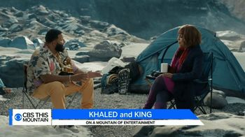 Paramount+ TV Spot, 'Khaled and King On a Mountain of Entertainment' Featuring Gayle King, DJ Khaled - Thumbnail 5