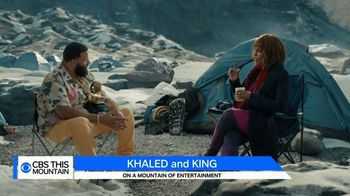Paramount+ TV Spot, 'Khaled and King On a Mountain of Entertainment' Featuring Gayle King, DJ Khaled - Thumbnail 7