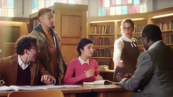 Haribo Gold-Bears TV Spot, 'Library' - Thumbnail 8