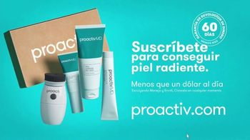 Proactiv Suscripciones TV Spot, 'Rev Spn Pore Cleansing Brush: 60 días' [Spanish] - Thumbnail 7