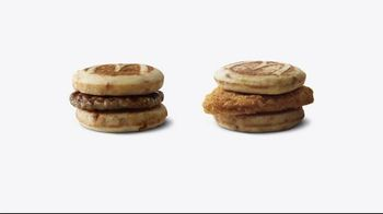 McDonald's Chicken and Sausage McGriddles TV Spot, 'The YESSSSSS! Meal' - Thumbnail 8