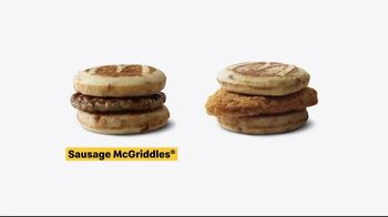 McDonald's Chicken and Sausage McGriddles TV Spot, 'The YESSSSSS! Meal' - Thumbnail 9