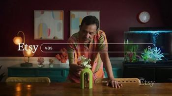 Etsy TV Spot, 'Meant For You: Wall Decor, Vase, Canisters'