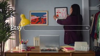 Etsy TV Spot, 'Meant For You: Wall Decor, Vase, Canisters' - Thumbnail 1