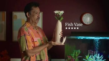 Etsy TV Spot, 'Meant For You: Wall Decor, Vase, Canisters' - Thumbnail 6