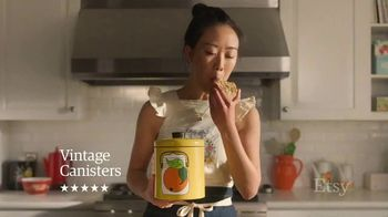 Etsy TV Spot, 'Meant For You: Wall Decor, Vase, Canisters' - Thumbnail 8