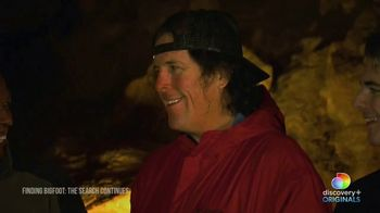 Discovery+ TV Spot, 'Finding Bigfoot: The Search Continues' - Thumbnail 6