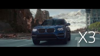 BMW Presidents Day Sales Event TV Spot, 'There's an X for That' Song by NOISY [T2] - Thumbnail 1