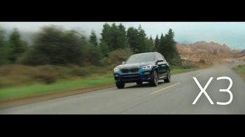 BMW Presidents Day Sales Event TV Spot, 'There's an X for That' Song by NOISY [T2] - Thumbnail 6