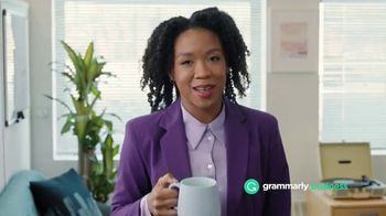 Grammarly Business TV Spot, 'Sales Team: Simon' - Thumbnail 1