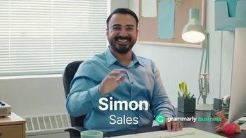 Grammarly Business TV Spot, 'Sales Team: Simon' - Thumbnail 2