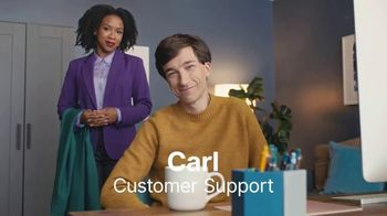 Grammarly Business TV Spot, 'Customer Support: Carl' - Thumbnail 5