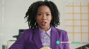 Grammarly Business TV Spot, 'Marketing Team: Maya' - Thumbnail 1