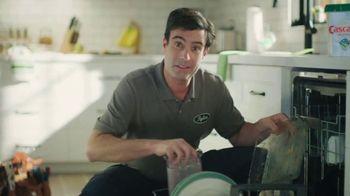 Cascade Platinum TV Spot, '50% More Cleaning Power' - Thumbnail 3
