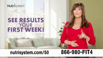 Nutrisystem TV Spot, 'Results That Last: 50% Off a Month of Meals and Free Shakes' Ft. Marie Osmond